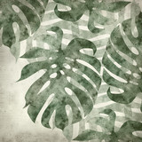 textured old paper background - 124502746