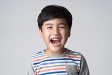 Asian Boys Studio Shot