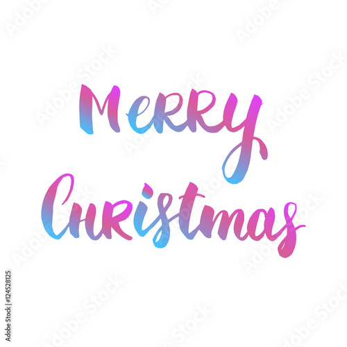 photograph relating to Merry Christmas Printable known as Merry Xmas, Hand lettering. Xmas printable