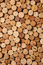 Texture Of Wine Corks