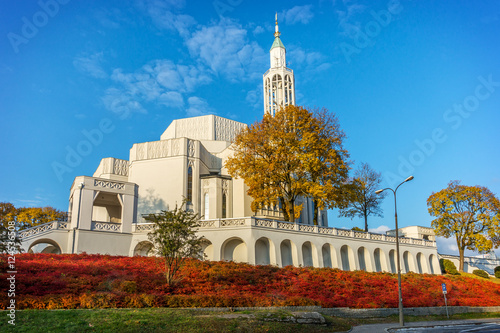 Kościół św. Rocha, Białystok, Polska - fototapety na wymiar