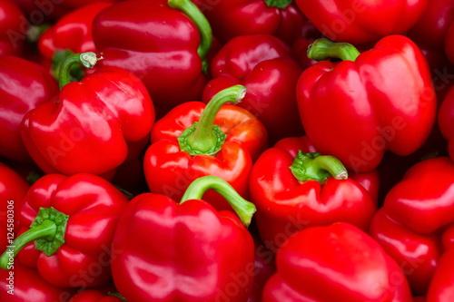 Fotografering  peperoni rossi