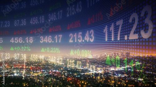 Fotografie, Obraz  Finance.