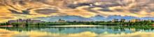 Sairan Reservoir In Almaty - K...