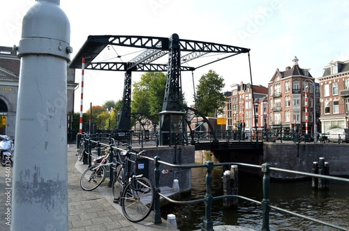 Photo  Building in Amsterdam
