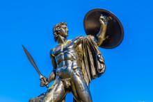 Statue Of Achilles In Hyde Par...
