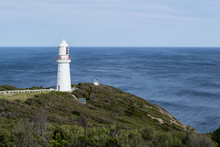 Lighthouse At Cape Otway By Th...