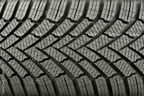 Valokuva  Reifen, Winterreifen, Profil