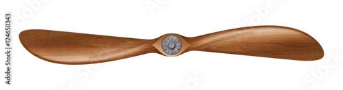 Canvastavla wooden propeller