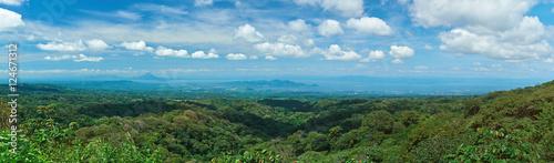 Fotografie, Obraz Panorama of Nicaragua country