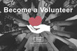 Charity Volunteer Help Aid Donate Concept