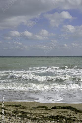 Fototapeten Natur Sea texture
