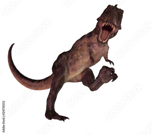 Fotografie, Tablou  tyrannosaure