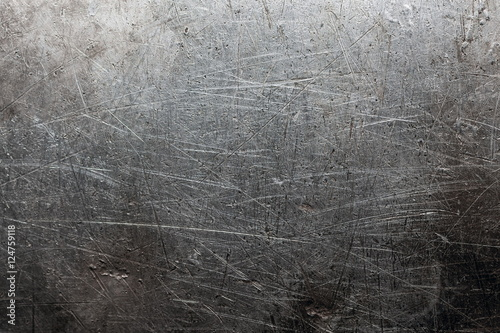 Photo sur Aluminium Metal Old metal texture