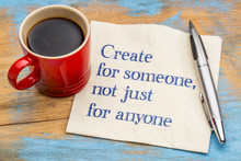 Create For Someone