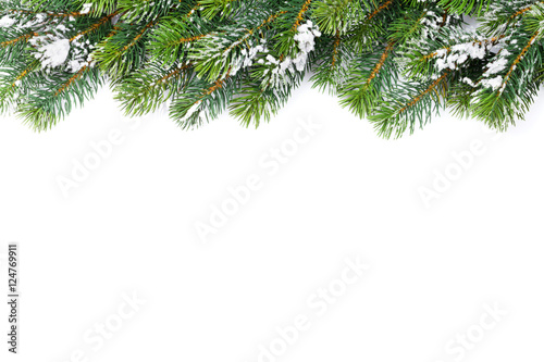 Christmas tree frame background - Buy this stock photo and explore ...