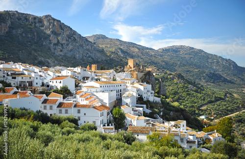 Pueblos con encanto de Córdoba, Zuheros, Andalucía, España