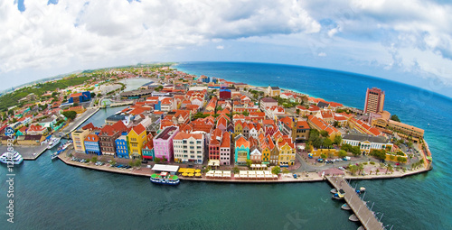 Photo  Willemstad Curacao