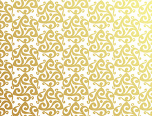 Ancient Golden Celtic Seamless...