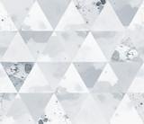 Czarno-biały wzór - 124856927