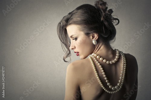 Luxury pearls