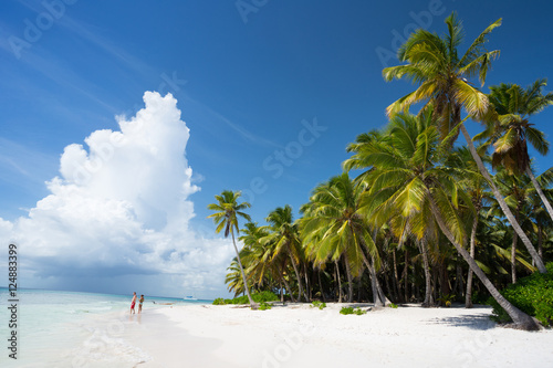 Fotografía  Saona Island in Punta Cana, Dominican Republic, Paradise