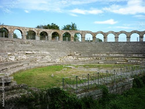 Fotografie, Obraz  Teatro romano