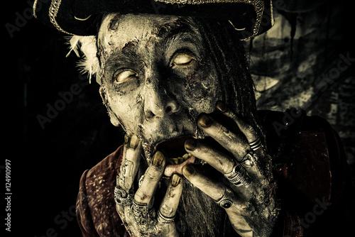 Plakat eyeless pirat