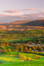 Sedbergh Is A Small Town And Civil Parish In Cumbria, England.