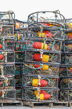 Objects: Crab Cages