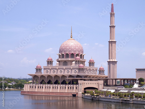 Photo  Pink Mosque