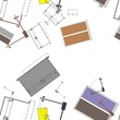 Architectura Seamless Pattern
