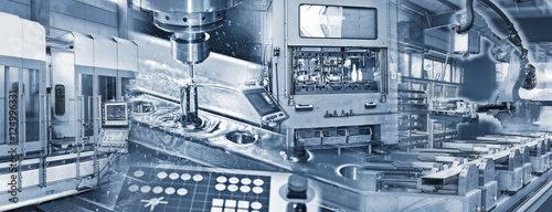 Photo Produktion in der Industrie