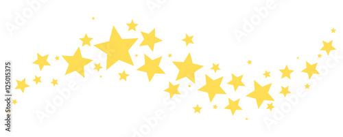 Cuadros en Lienzo Gold stars