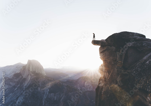 yosemite ledge