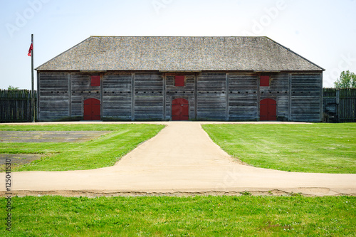 Photographie  Fort Vancouver National Historic Site