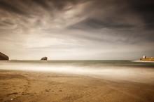Portreath Seascape Shot