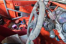 Steering Wheel , Old Interior ...