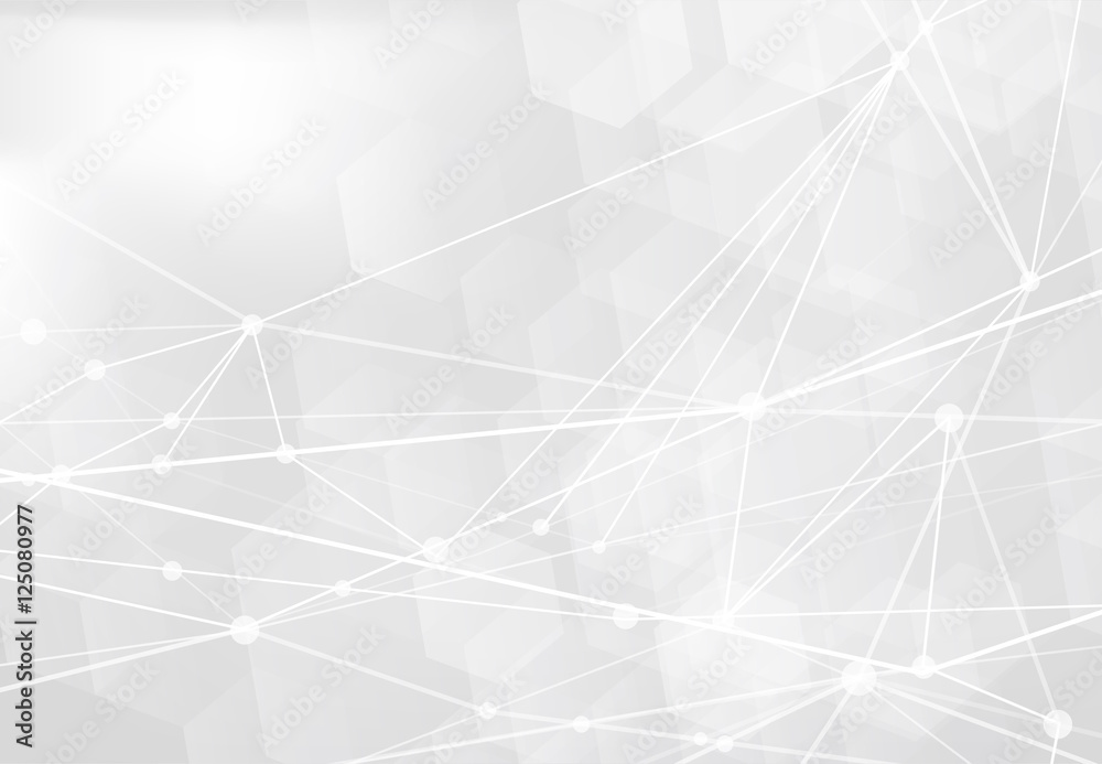Fototapeta technology network background