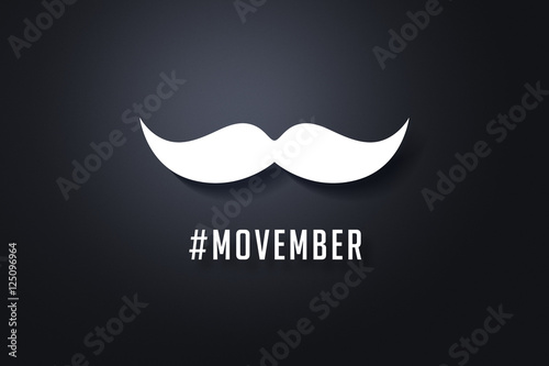 Photo  Movember Tag Graphic