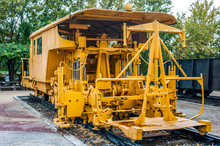 Railroad Maintenance Equipment