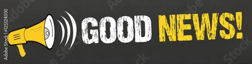 Fotografie, Obraz Good News! Megafon