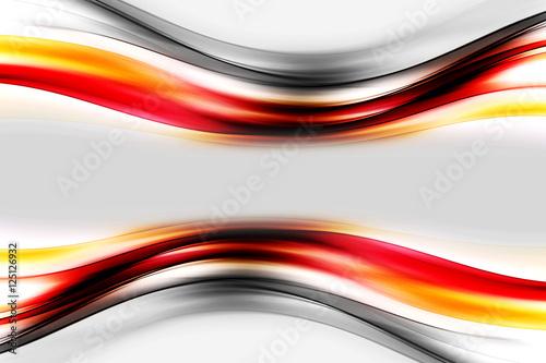 czerwony-czarny-zolty-fale-sztuki-efekt-rozmazany-szary-tlo-streszczenie-kreatywny-projekt-graficzny-ozdobny-fraktalny-styl