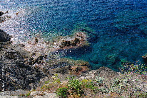Keuken foto achterwand Liguria Vernazza, cinque terre liguria italia