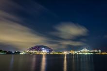 Singapore National Stadium And...