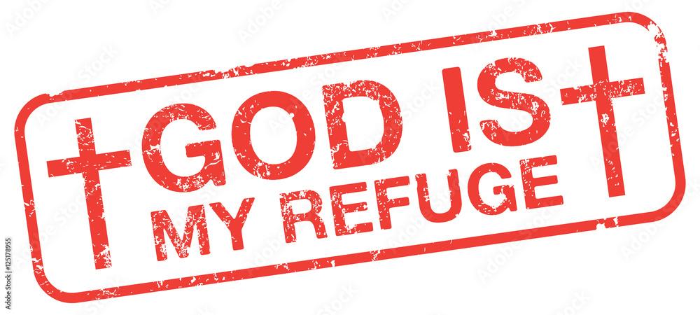 Fototapety, obrazy: Religious Christianity stamp