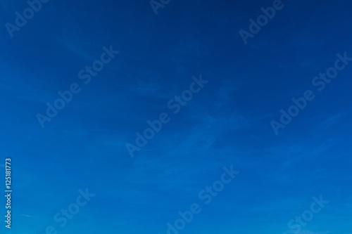 Fototapeta Blue sky background obraz na płótnie