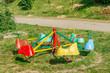 Mini carousel for kidds