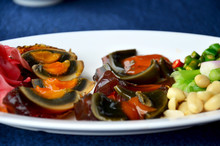 Appetizer Century Egg With Sid...