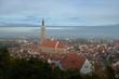 Landshut Skyline mit Martinskirche